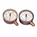 Pressure Gauges & Isolators